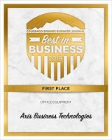 Axis Business Technologies Best in Business